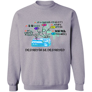 Destroy or Be Destroyed Jumper