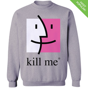 Kill Me Finder Crewneck Sweatshirt