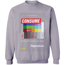 Load image into Gallery viewer, Consume Crewneck Sweatshirt