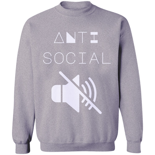 Anti Social Crewneck Sweatshirt