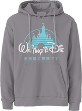 Load image into Gallery viewer, Waiting to Die Hoodie