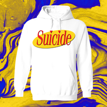Load image into Gallery viewer, Suicide Seinfeld Hoodie