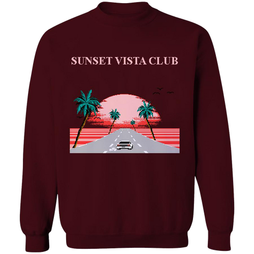Sunset Vista Club Jumper