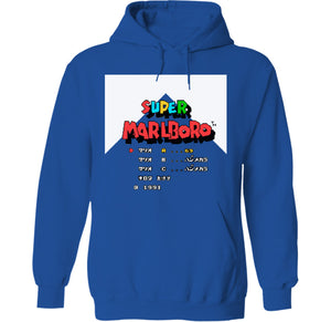 super mario marlboro shirt by palm treat