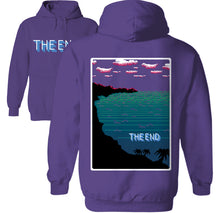 Load image into Gallery viewer, vintage vapor video game chiptune hoodie by palm treat