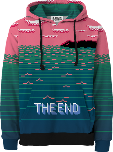 The End All Over Hoodie