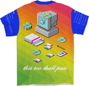 This Too Shall Pass All Over T-Shirt