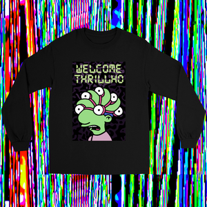 Webm Thrillho Long Sleeve T-shirt FREE SHIPPING