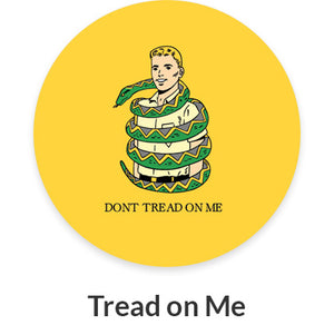 TREAD On Me
