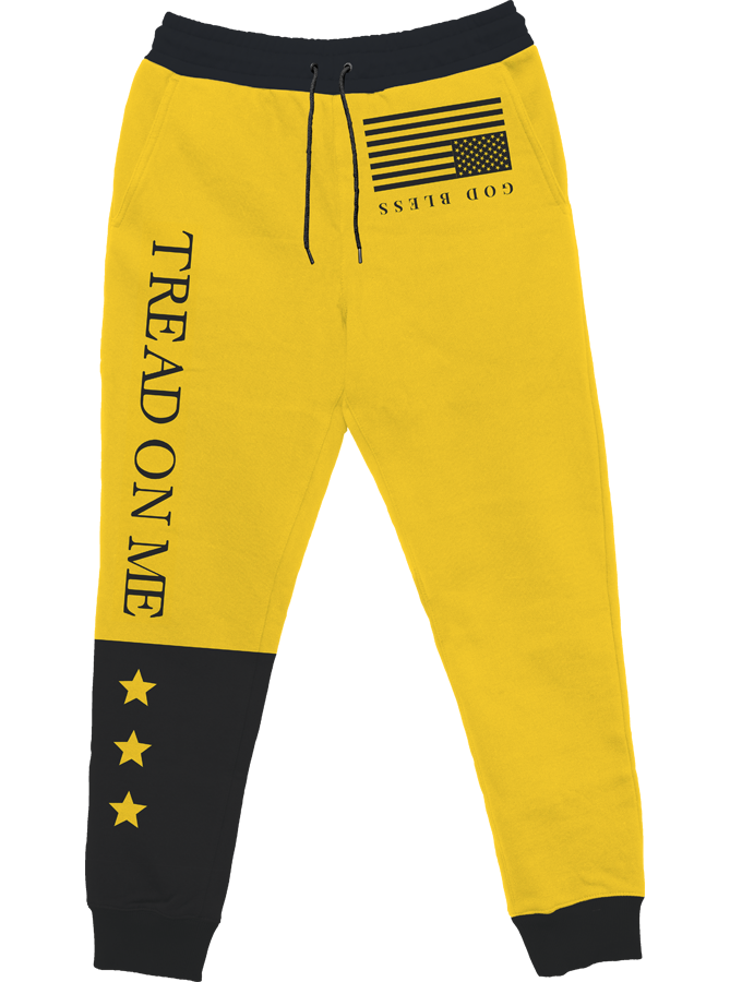 Tread on Me Joggers