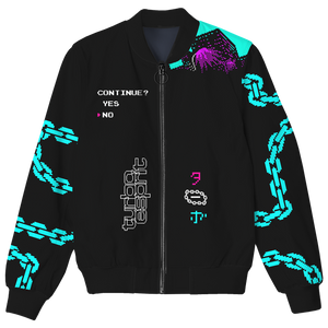 Turbo Bomber Jacket