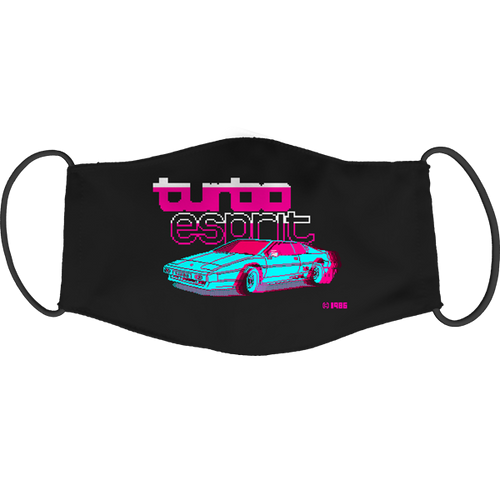 Turbo eSprit Face Mask