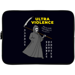 Ultra Violence Laptop Sleeve - 15 Inch