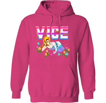 Load image into Gallery viewer, Vice Hoodie by palm-treat.myshopify.com for sale online now - the latest Vaporwave & Soft Grunge Clothing