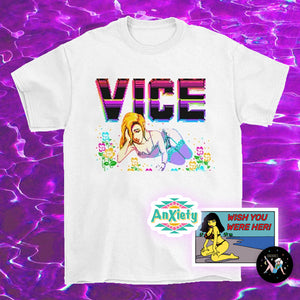 Vice T-Shirt - Small