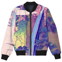 Load image into Gallery viewer, Softcore Waterfall Bomber Jacket