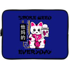 Load image into Gallery viewer, Smoke Weed Everyday Laptop Sleeve - 15 Inch