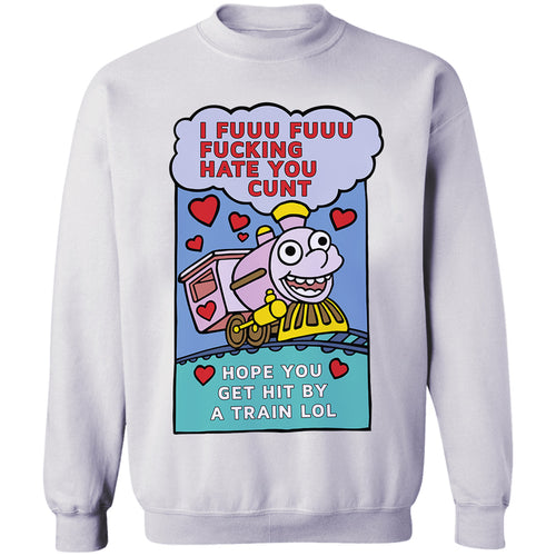 Cunt Crewneck Sweatshirt