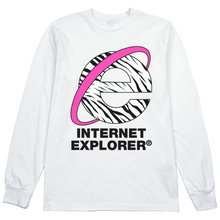Load image into Gallery viewer, Internet Explorer L/S Tee
