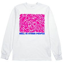 Load image into Gallery viewer, Hell is Other People L/S Tee