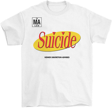 Load image into Gallery viewer, Suicide T-Shirt