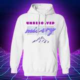 Unresolved Misery Hooded Sweatshirt (Hoodie) White