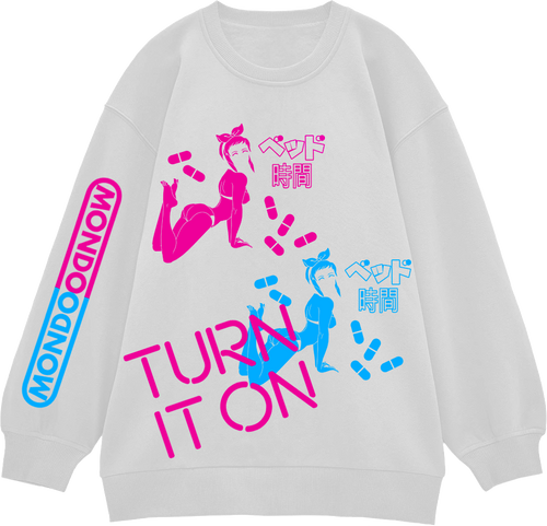 Turn it On Jumper