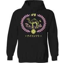 Load image into Gallery viewer, yami kawaii camel cigarette desert hoodie