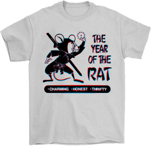 chinese take out rat shirt