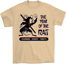 Load image into Gallery viewer, Year of the Rat 2019 shirt