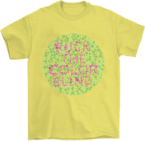 Fuck the Color Blind T-Shirt