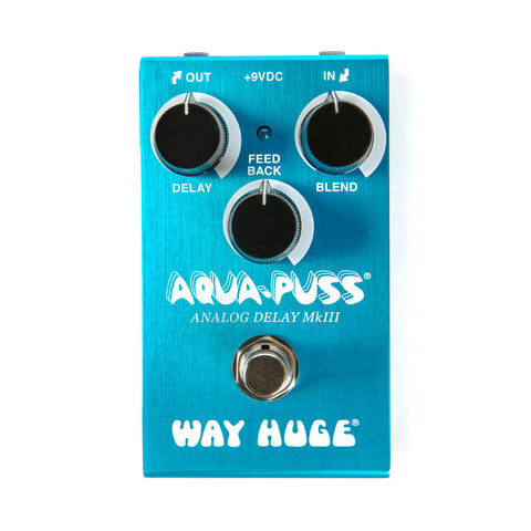 Way Huge Aqua-Puss Smalls Analog Delay - WM71