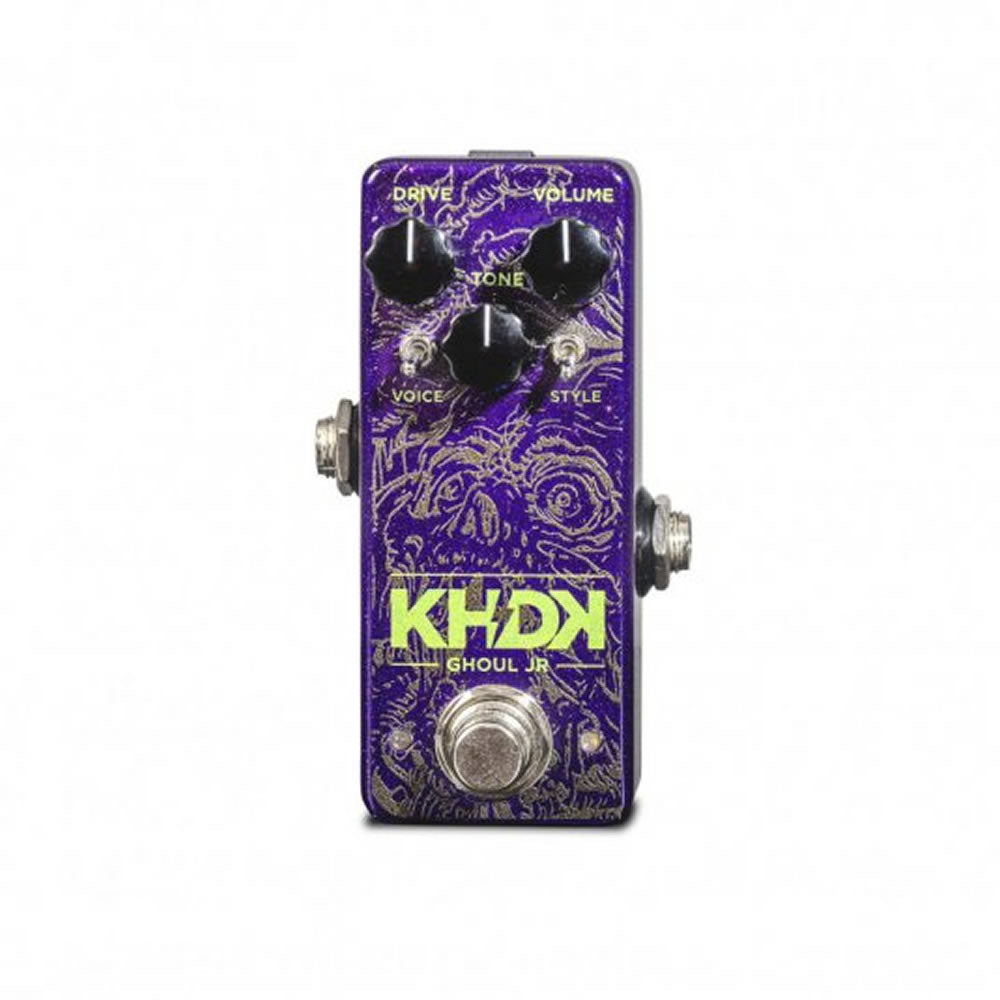 KHDK Ghoul Jr - Hyper Powerful Mini Overdrive