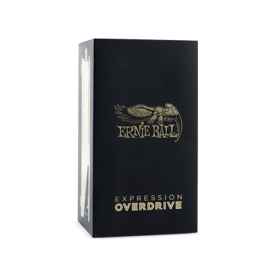 Ernie Ball Expression Overdrive Pedal - P06183