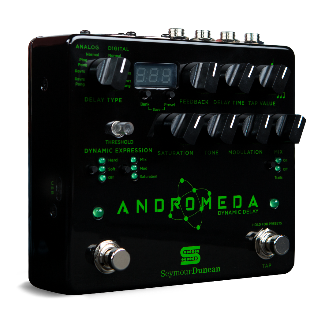 Seymour Duncan Andromeda Dynamic Digital Delay