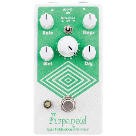 Earthquaker Devices Arpanoid Polyphonic Pitch Arpeggiator - V2