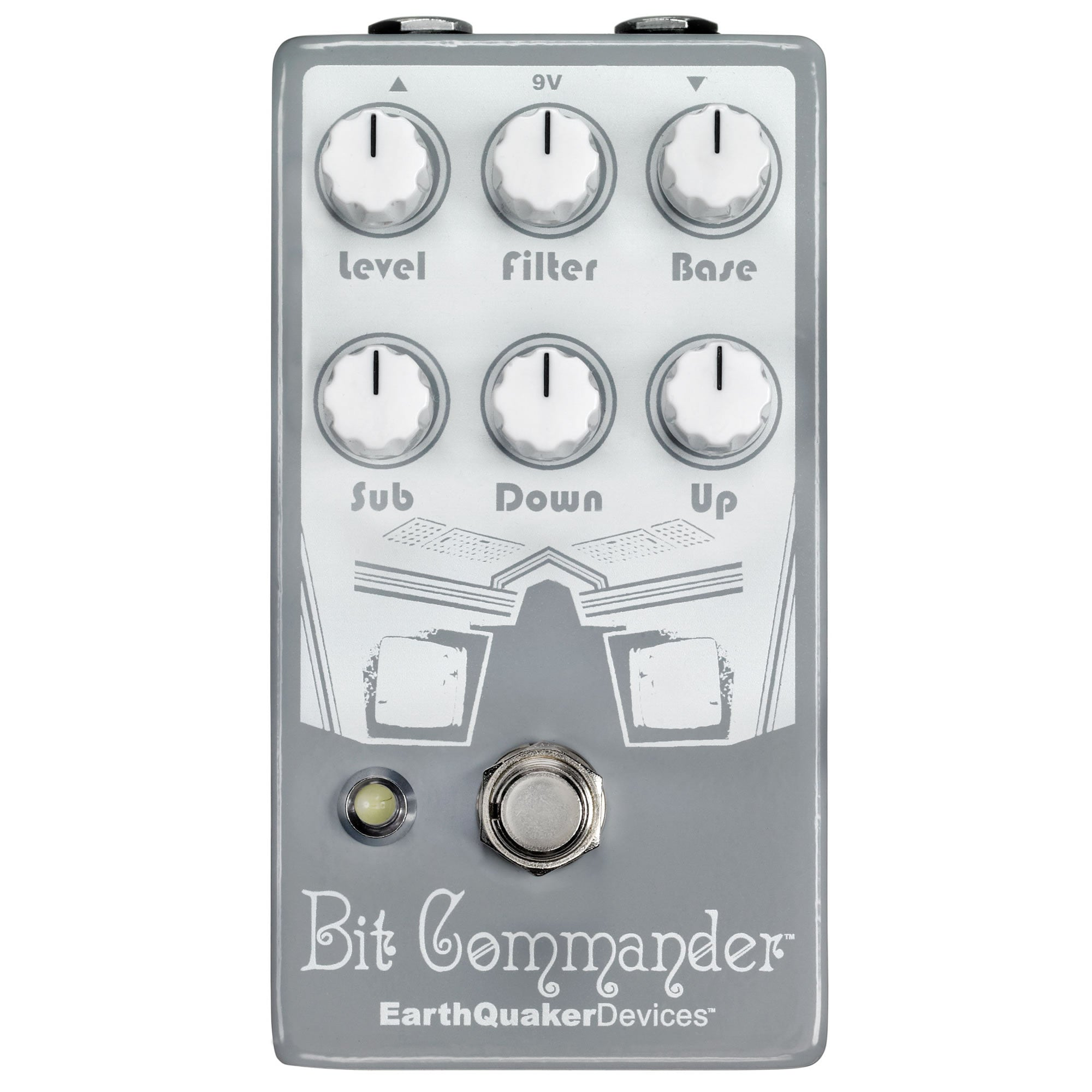 Earthquaker Devices Bit Commander Analog Octave Synth - V2