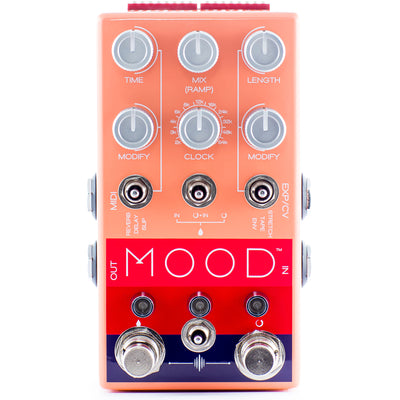 Chase Bliss Audio MOOD™ Granular Micro-Looper / Delay