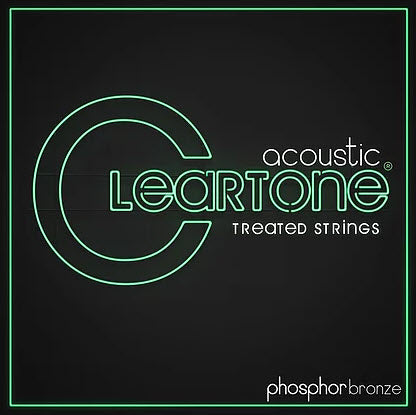 Cleartone Acoustic Treated Guitar Strings