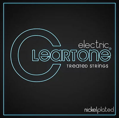 Cleartone Electric Treated Guitar Strings