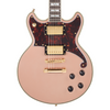 D'Angelico Deluxe Brighton Limited Edition - Matte Rose Gold