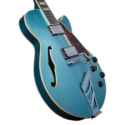 D'Angelico Premier SS Stairstep - Ocean Turquoise