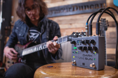 Seymour Duncan Dark Sun Digital Delay & Reverb - Mark Holcomb Signature