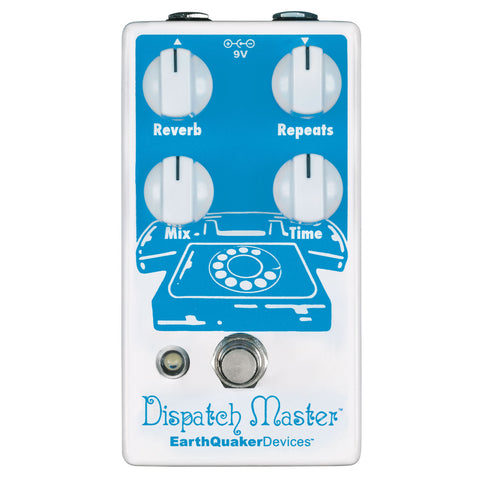 Earthquaker Devices Dispatch Master Digital Delay & Reverb - V2