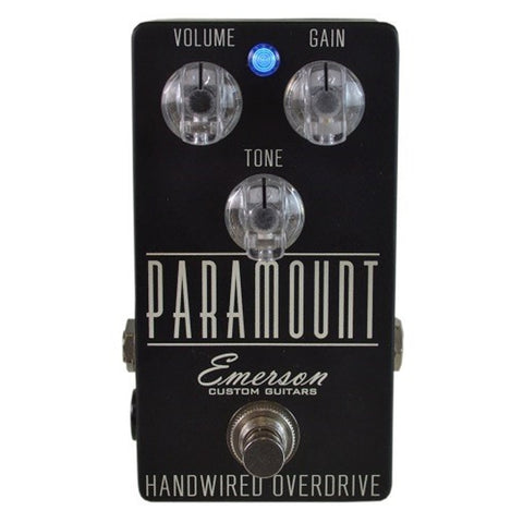 Emerson Custom Paramount Overdrive - Black