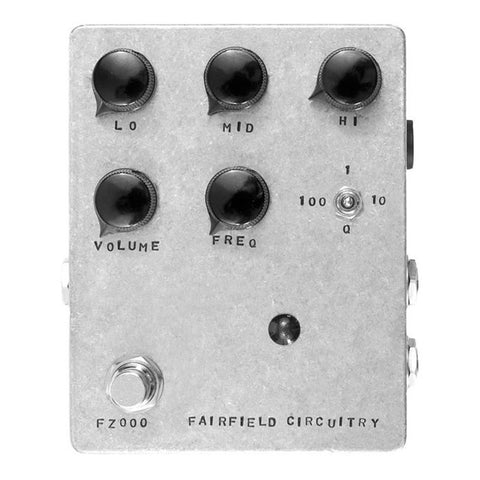 Fairfield Circuitry Four Eyes Crossover Fuzz