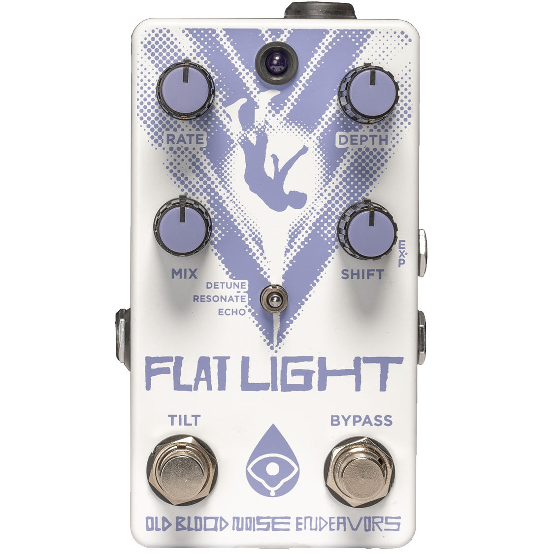 Old Blood Noise Endeavors - Flat Light Flange Shifter