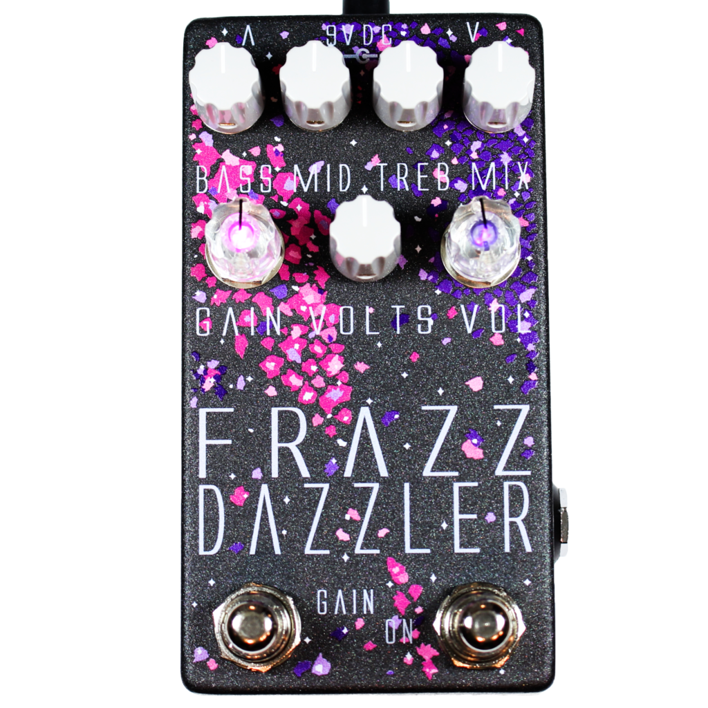 Dr Scientist Frazz Dazzler Fuzz & EQ