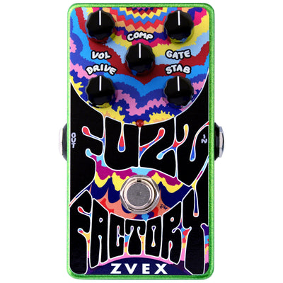 Zvex Vertical Fuzz Factory