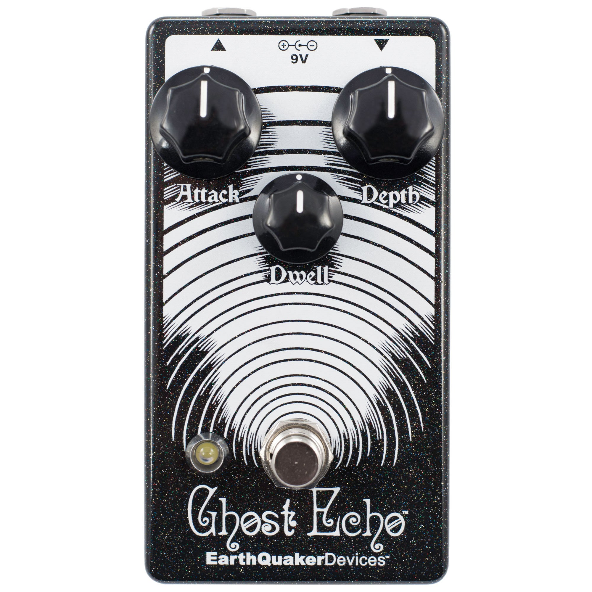 Earthquaker Devices Ghost Echo Vintage Voiced Reverb - V3